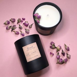 30cl attar rose candle