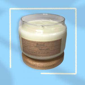 fresh linen storage jar