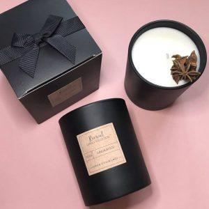 20cl sandalwood candle jar