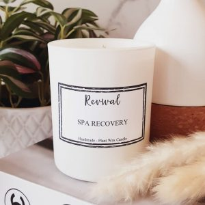 SPA RECOVERY SOY CANDLE