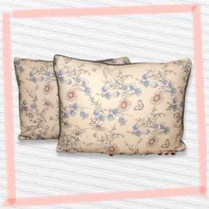 country cottage scatter cushion