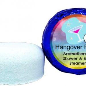 hangover relief shower steamer