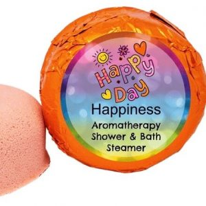 happiness aroma shower steamer
