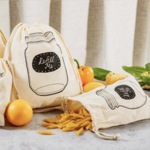 plastic free produce bags