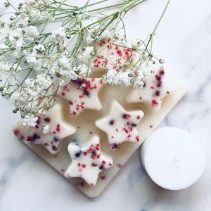 vanilla botanical wax melts