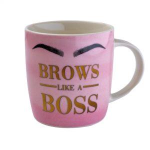 pink novelty coffee mug
