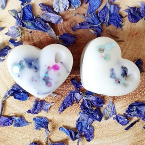 angel inspired wax melts
